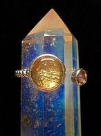 3) ギベオン隕石・リング