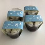 冷やし白玉善哉ぜんざい 4個入 簡易包装でお届け 他の生菓子との同送はできません。