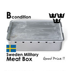 Sweaden軍 Meat Box [USED] < B condition >