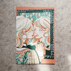 POST CARD 【Thunder Sonia】