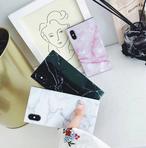【オーダー商品】Marble square iphone case