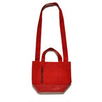 SEASONING TOTE BAG SMALL - RED