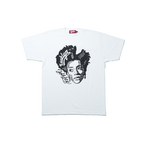 K'rooklyn T-Shirt × 上岡 拓也 - White (JOIE LEE)