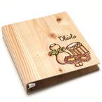 Wood File A5 [one point Ipu]