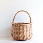 【雑貨・カゴバッグ】ウィッカーバスケット【1319】