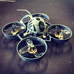 【スペシャルTUNE】NonciraSP Mobula6 1S 65mm Brushless Whoop BT2.0仕様(NonchiraSP)Frsky / Futaba