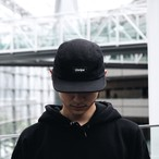 UNRIPE LOGO FIVE PANEL BLACK