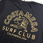 "COSTA MESA SURF CLUB ""Lovely Lady"" S/S Tee"