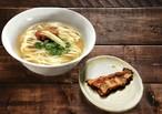 【麺屋 玉ぐすく】ソーキそば(自家製麺)