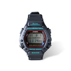 CASIO HEXAGON WATCH
