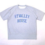 UNHALFDRAWING × STVH / SHORT SLEEVE SWEAT