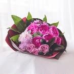 <母の日ギフト> 5,000円の花束を贈る