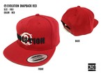 (R)EVOLUTION SNAPBACK RED
