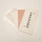 【送料無料】小国和紙見本帳(和紙サンプル)