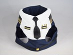【police/White】DOG★CATハーネス