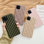 【オーダー商品】Houndstooth fabric iphone case