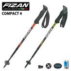 49cm-125cm FIZAN フィザン トレッキング ポール トレイル 登山 T04.54W T04.56W