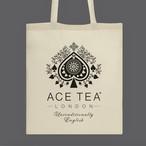 ACE TEA LONDON コットン トートバッグ