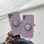 iphoneケース スマホケース 韓国 iphone11 スヌーピー グリップ ポップソケッツ