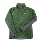 UN3400 High Loft fleece jacket / Green