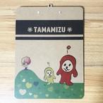 TAMAMIZUウッドバインダー