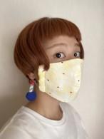 春夏◎ぬのマスク/キイロのおえかき