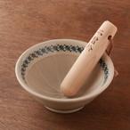 お茶碗ぐらいのすり鉢30選!すり鉢4.5号とすりこぎ №28