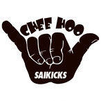 SAIKICKS CHEE HOO ステッカー