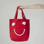 SMILE TOTE・CANVAS・S