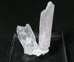 2ケセット!カリフォルニア産 クンツァイト#1 自主採掘 リシア輝石  KZ038 鉱物 天然石 原石