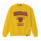 URUMA CITY CREW NECK SWEAT