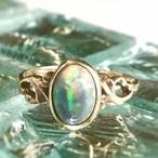 Black Opal Gold Ting