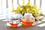 静 7132 釜炒り茶(桜葉の香り)リーフ