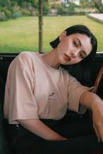 Saturn T shirt (beige)