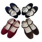Kung Fu Shoes【Velvet】