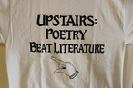 City Lights Bookstore / UP STAIRS PRINT T SHIRTS