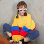oversize colorful sweater 3330