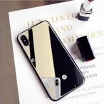 ミラー 便利 クール iPhone シェルカバーケース エチケット シンプル お洒落 綺麗 ★ iPhone 6 / 6s / 6Plus / 6sPlus / 7 / 7Plus / 8 / 8Plus / X ★ [MD428]