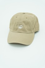 Chilly Logo Cap 【Beige】