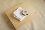 鹿角の輪切り単品(鹿角の指輪制作キット)