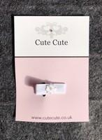 cute cute ベビーヘアクリップ キュートキュート