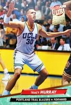 NBAカード 92-93FLEER Tracy Murray #197 TRAILBLAZERS