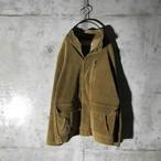 [used] two pockets ocher jacket