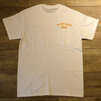 Freedom Sound  Embroidery Pocket Tee(White)