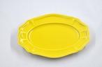 フレーム オーバル皿 M