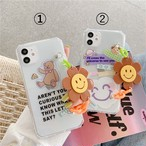 Flower Smile iphone case