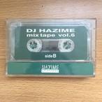 DJ Hazime Vol,06 cassette tape