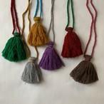 Hand Knitting Tassel(ハンドメイドによる魔法のタッセル)