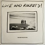 【12inch・英盤】Love and Rockets  / No New Tale to Tell