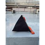 【sandglass】triangle bag(S)black / 【サンドグラス】トライアングル バッグ(S)本体 ブラック